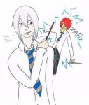 Look at My Little Ravenclaws by Ezien