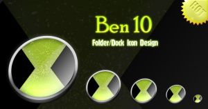 Ben 10 Icon by 878952