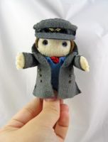 Captain Jack Harkness by deridolls