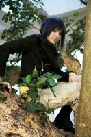 Nezumi Cosplay by GracefulGlider