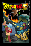 Dragon Ball Super 14 Black Goku Saga by NarutoRenegado01