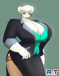 R and T Supporting Cast- Anya Kashnikov by Neme303