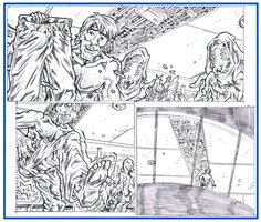 NAKED MAN AT THE END OF TIME - Page 26 Pencils by KurtBelcher1