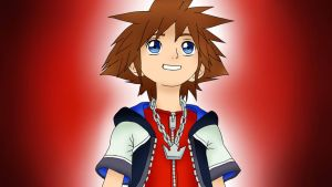 Sora Manga Colored by Itachisgirl4ever