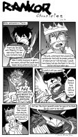 Rankor Chronicles: 100th page by SandraMJ
