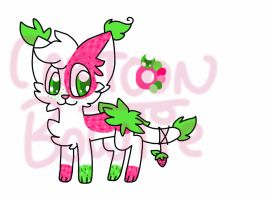 Auction: Strawberry {CLOSEd} by CartoonSushi