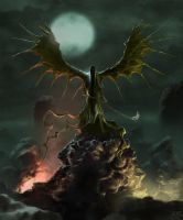 Angel Of Death by Kingstantin