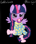Twilight in Diapers (Footie Pajamas) by Oliver-England
