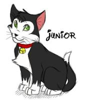 Junior by Leopard-Gryphon