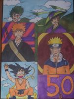 my 50.th deviation :D by mightyplue