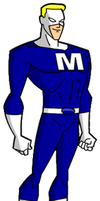 Micro (new look) by ZenithComics