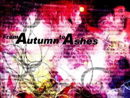 from autumn to ashes paper. by dollofpain