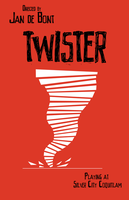 Saul Bass - Twister by TheMissingChapter