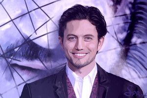 Jackson Rathbone at The Grey Premiere by SPRSPRsDigitalArt