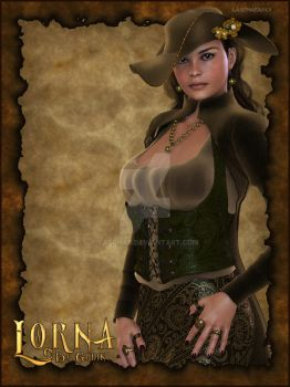 Lorna 2 by Laschae