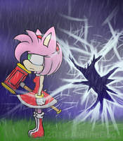 Amy - you break me by AleTheDog1