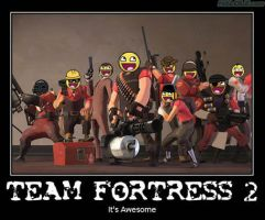 team fortress 2 is awsome by dalecarey