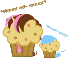 Think Muffin Crew by Comeha