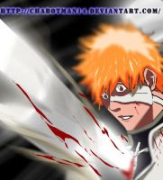 Betrayal: Bleach 458 by TheChabot