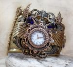 Steampunk Watch - Egyptian 3 by Aranwen