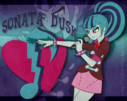 Sonata Dusk - Wallpaper by Zeven-Dust