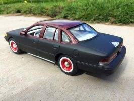 1997 Ford Crown Victoria Kustom by Jetster1