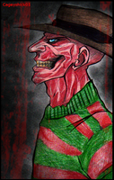 Freddy by Cageyshick05