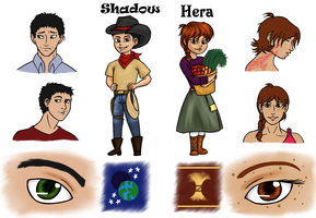 HetaFly Refs: Shadow and Hera by X-I-L2048
