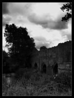 Thornborough Bridge by Bogbrush