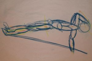 First Life Drawing 2012 by Juaanito