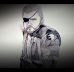 MGS V : The Calm before the Storm by HayabusaSnake