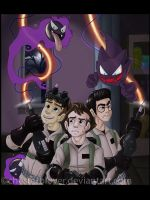 Pokemon Busters by Darkauthor81