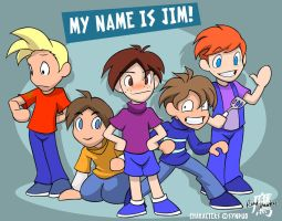 """""""My Name is Jim"""" by thelaserhawk"""