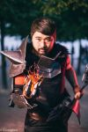 Mage Hawke - Dragon Age 2 by ManticoreEX