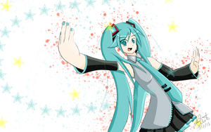 Hastune Miku - Tell Your World by OdysseyWestra