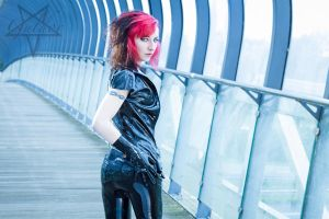 Latex tunnel 01 by GuldorPhotography