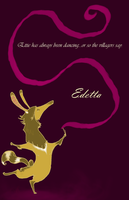 Koza Contest- Edetta by Weavrrcat