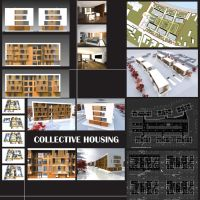 COLLECTIVE HOUSING by vssh