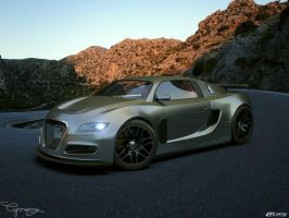 Audi OniX Concept v2-3 by cipriany
