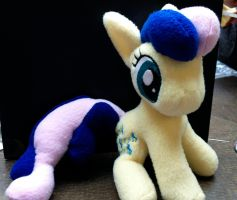 My Little Pony - BonBon custom plush by Kitamon