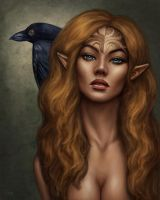 Malvae (Chronicles of Thedas) by DragonReine