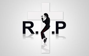 R.I.P Michael Jackson by DustinLyson