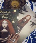 My Witches Books Ilustrated by Benjamin Lacombe by xRasputinax
