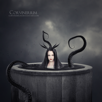 Darkness Rising by Corvinerium