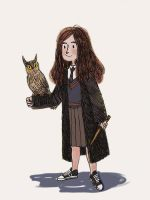 POTTERMORE ID by zumart