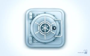 Safe (3d icon) by krolone