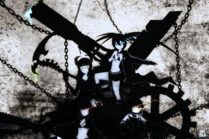 Black Rock Shooter! by LifeOnTheEdge