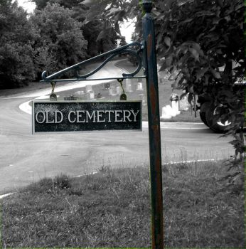 Old Cemetery by Beyond-The-Darkness