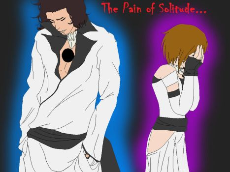 The Pain of Solitude by IchiNi2546