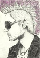 Jared Leto by MyAbsentRomance